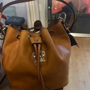 Crossbody // Handbag // Pratesi // A+ Real Leather
